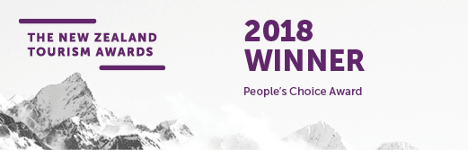 Tourism Awards Winner Peoples Choice 2018
